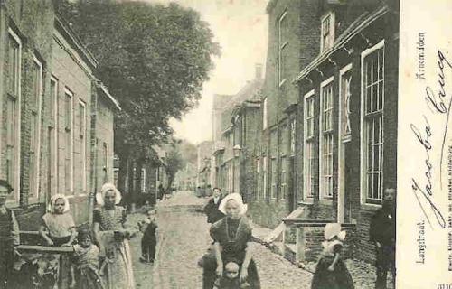 Langstraat (Oostzijde)